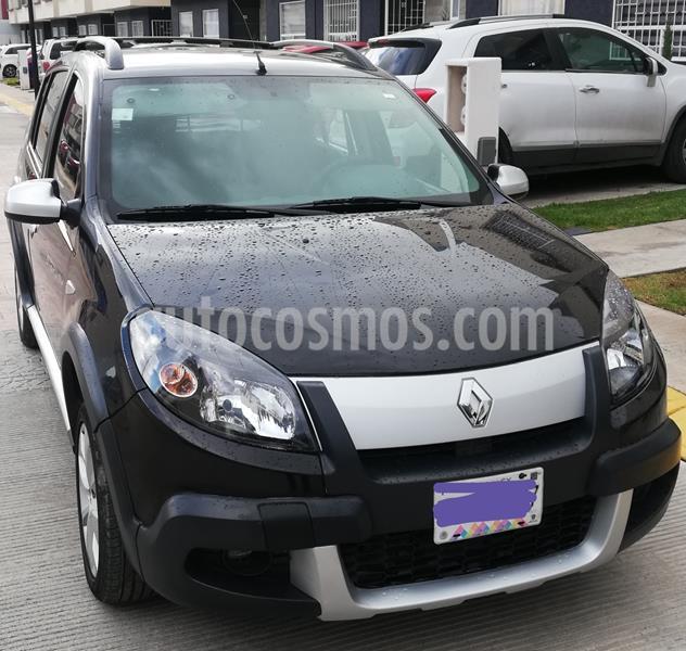Renault Stepway Dynamique usado (2012) color Negro precio $88,500