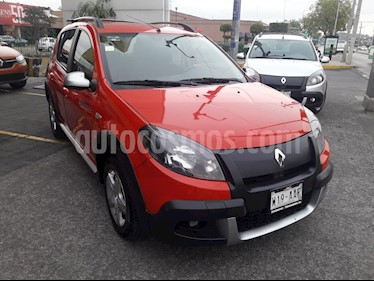 Renault Stepway Dynamique usado (2015) color Rojo precio $140,000