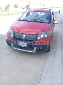 Renault Stepway Dynamique usado (2014) color Rojo precio $105,000