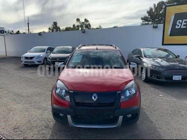 Renault Stepway 5P DYNAMIQUE L4/1.6 MAN MEDIANAV usado (2015) color Rojo precio $145,000