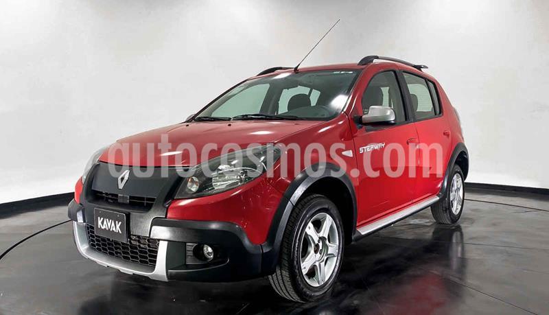 Renault Stepway Dynamique usado (2015) color Rojo precio $137,999