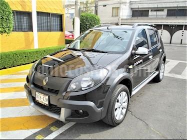Renault Stepway Dynamique usado (2012) color Negro Nacarado precio $99,900
