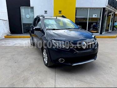 Renault Stepway 5p Intens L4/1.6 Man usado (2018) color Gris precio $195,000