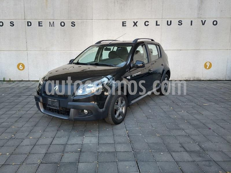 Renault Stepway Outdoor usado (2015) color Negro precio $139,000