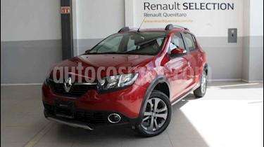Renault Stepway 5p Intens L4/1.6 Man usado (2019) color Rojo precio $210,000