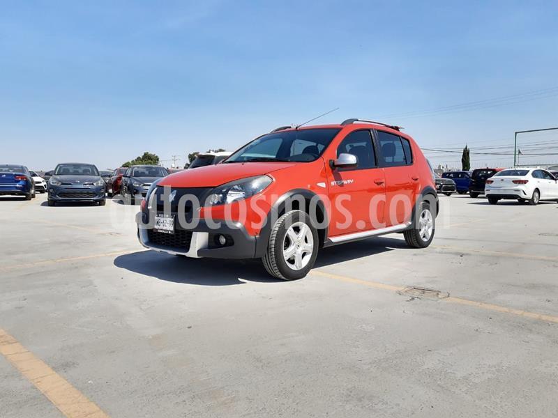 Renault Stepway Dynamique usado (2015) color Rojo Cobrizo precio $138,900