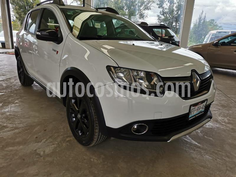 Renault Stepway Trek usado (2018) color Blanco Alaska precio $188,000