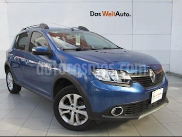 Foto Renault Stepway Intens usado (2018) color Azul precio $195,000