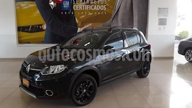 Renault Stepway Trek usado (2018) color Negro precio $198,900