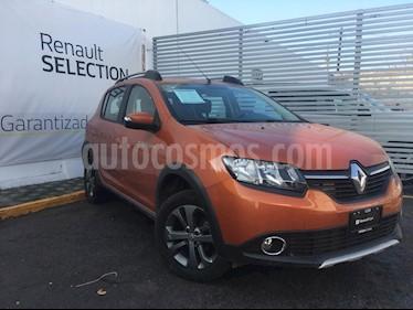 Renault Stepway Intens usado (2019) color Naranja precio $199,000