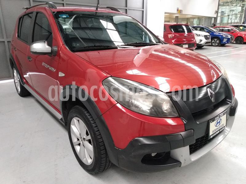 Renault Stepway Dynamique usado (2012) color Rojo precio $94,900
