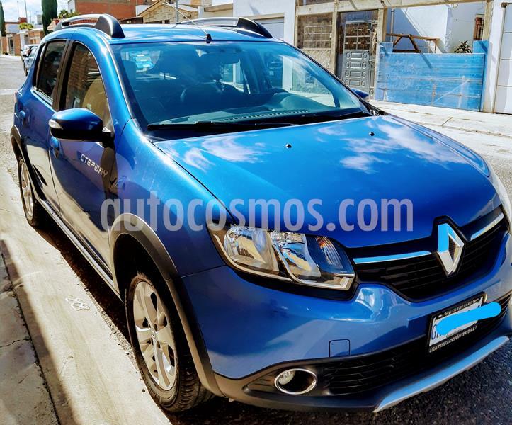 Renault Stepway Zen usado (2018) color Azul precio $155,000