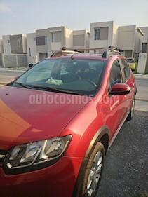 Renault Stepway Intens usado (2018) color Rojo Fuego precio $159,000