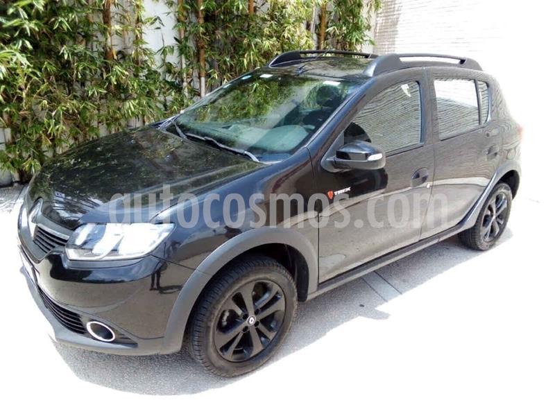Renault Stepway Trek usado (2018) color Negro precio $197,000