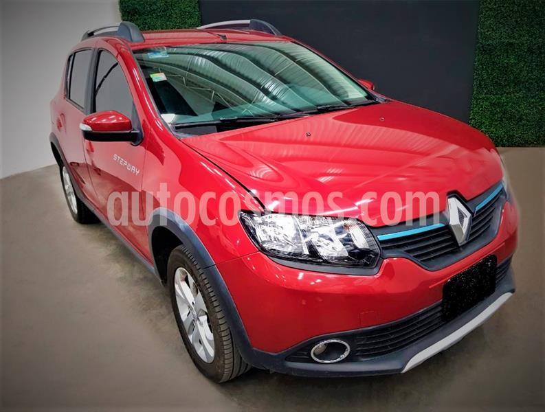 Renault Stepway Zen usado (2019) color Rojo Fuego precio $213,999