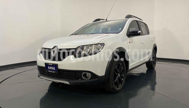 Renault Stepway Trek usado (2018) color Blanco precio $202,999
