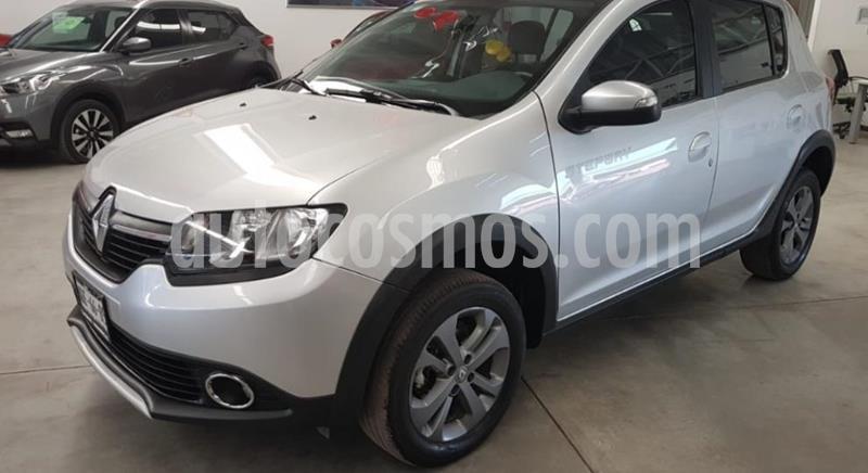 Renault Stepway Intens Aut usado (2019) color Plata precio $189,000