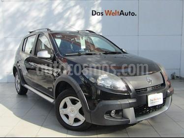 Renault Stepway Dynamique usado (2013) color Negro Nacarado precio $95,000