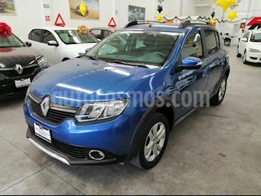 Foto Renault Stepway Dynamique usado (2017) color Azul precio $170,000