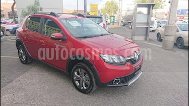 Renault Stepway Intens usado (2019) color Rojo precio $223,000