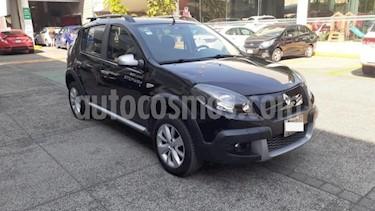Renault Stepway Dynamique usado (2012) color Negro precio $95,000