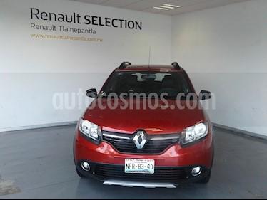 Renault Stepway Trek usado (2019) color Rojo precio $189,000