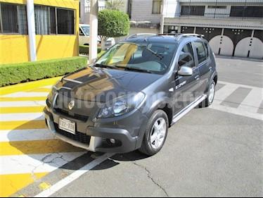 Renault Stepway Dynamique usado (2013) color Gris precio $119,900