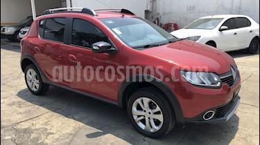 Renault Stepway Intens usado (2018) color Rojo Fuego precio $162,000