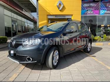 Renault Stepway Dynamique usado (2017) color Gris Cometa precio $152,000