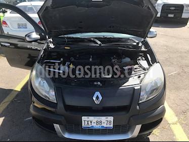 Renault Stepway Dynamique usado (2013) color Negro precio $92,000