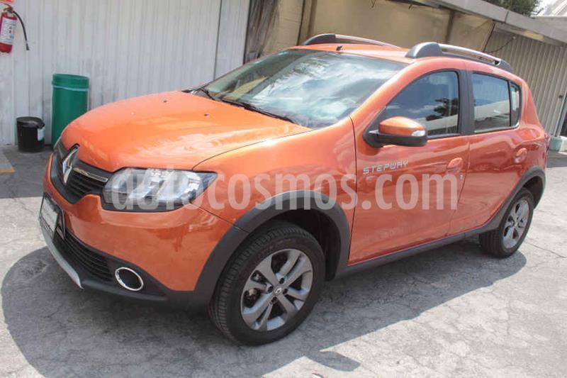Renault Stepway Intens usado (2019) color Naranja precio $195,000