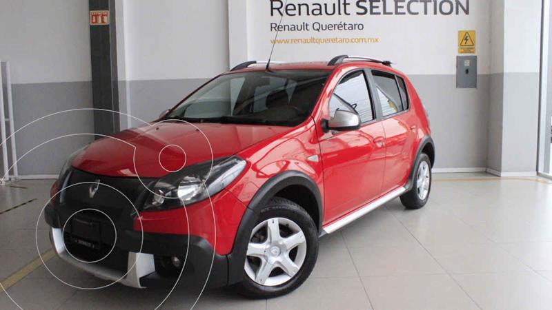 Foto Renault Stepway Dynamique usado (2015) color Rojo precio $165,000