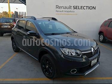Renault Stepway Trek usado (2018) color Negro precio $189,000