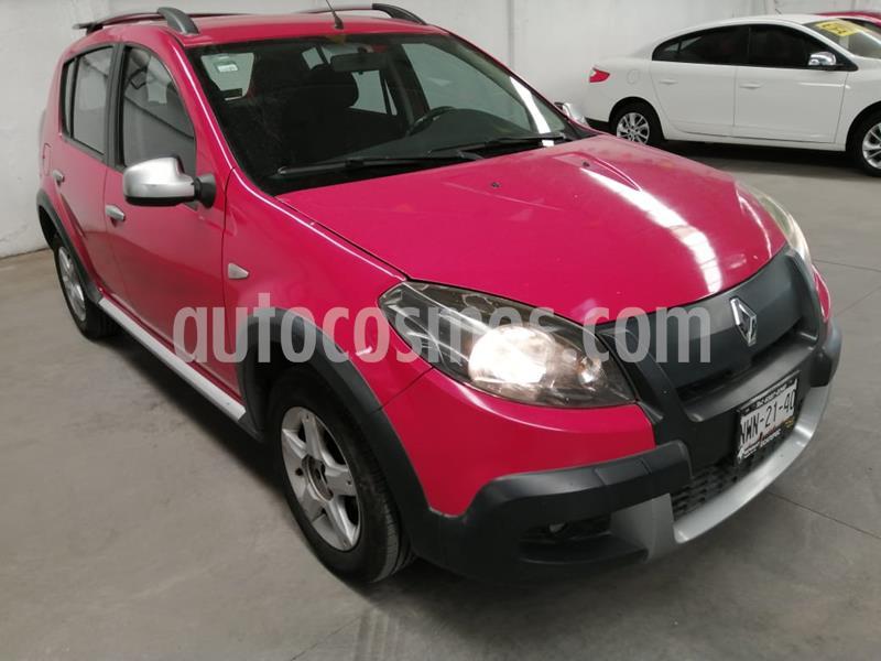 Renault Stepway Dynamique usado (2014) color Rojo precio $125,000