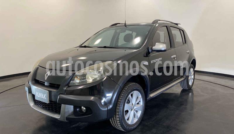 Renault Stepway Dynamique usado (2012) color Negro precio $112,999