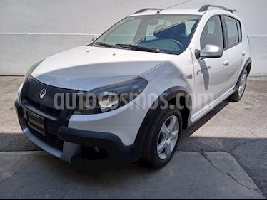 Renault Stepway Dynamique usado (2015) color Blanco precio $123,000