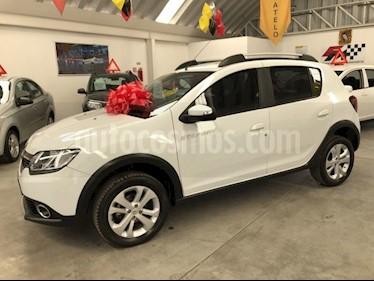 Renault Stepway Zen usado (2018) color Blanco precio $189,000