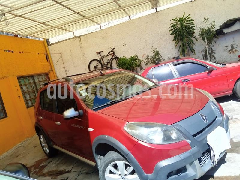 Renault Stepway Dynamique usado (2012) color Rojo Fuego precio $99,000
