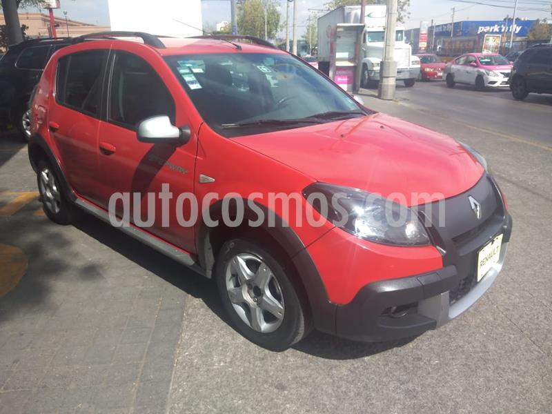 Renault Stepway Dynamique usado (2015) color Rojo precio $125,000