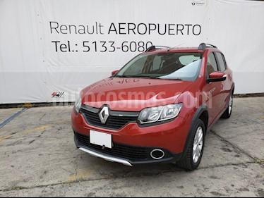 Foto Renault Stepway Dynamique usado (2018) color Rojo Fuego precio $189,000
