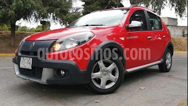 Renault Stepway Dynamique usado (2013) color Rojo precio $102,000