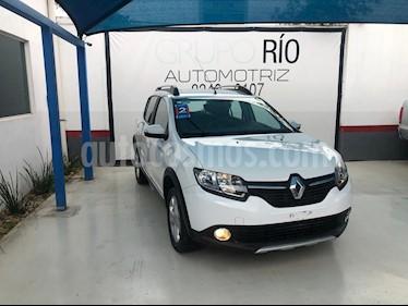 Renault Stepway Dynamique usado (2017) color Blanco precio $154,000