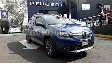 foto Renault Stepway Intens usado (2019) color Azul precio $204,900