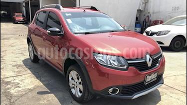 Renault Stepway Intens usado (2018) color Rojo Fuego precio $177,000