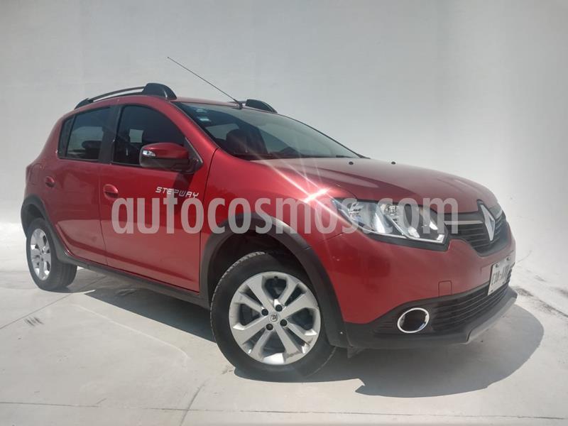 Renault Stepway Dynamique usado (2016) color Rojo precio $143,000