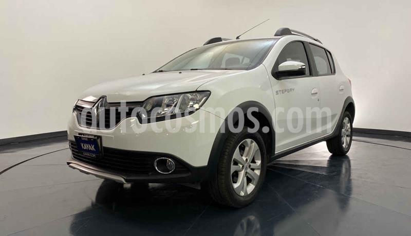 Renault Stepway Dynamique usado (2017) color Blanco precio $154,999