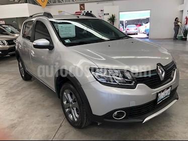 Foto Renault Stepway Zen usado (2018) color Plata precio $179,000