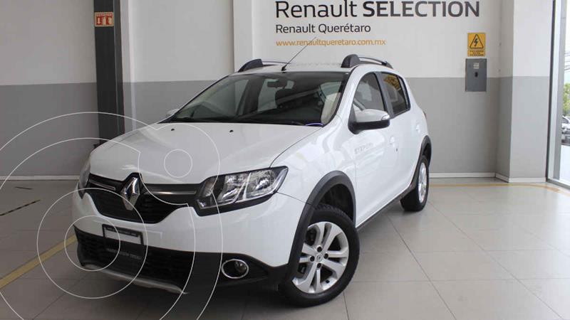 Foto Renault Stepway Intens usado (2018) color Blanco precio $220,000