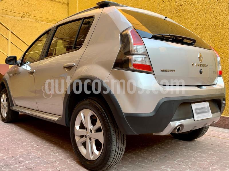 Renault Stepway Dynamique usado (2012) color Plata precio $99,500