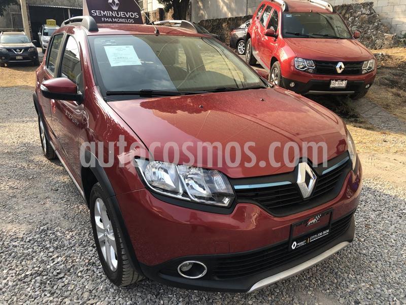 Renault Stepway Zen usado (2019) color Rojo precio $195,000
